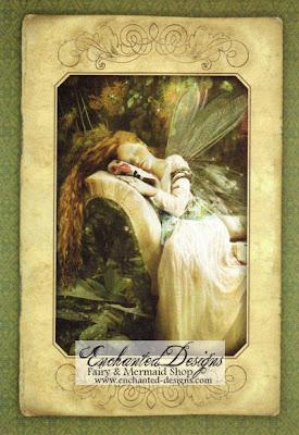 Enchanted Designs Fairy Mermaid Blog Eco Friendly Cards