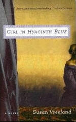 The Girl in Hyacinth Blue
