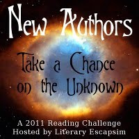 New Author Challenge 2011