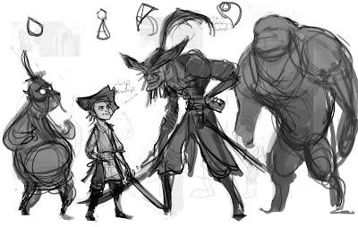 Animation Character Design Portfolio : Kevin chen portfolio animation projects