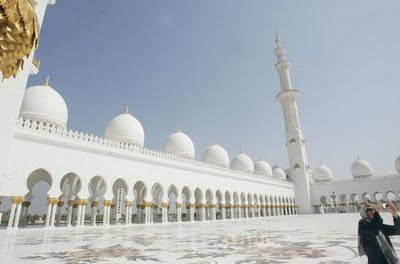 A journey around Abu Dhabi