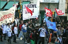 La 9 de Abril marcha de Secundarios