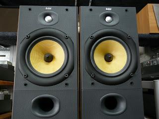 Hifi4sale b amp w dm602s2 speaker used
