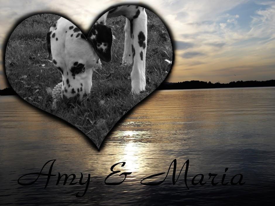 Amy & Maria