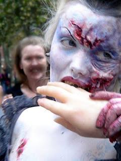 zombie hembra