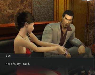 yakuza ligando con puta barata china