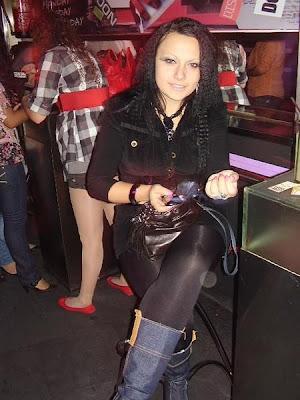 camarera bulgara