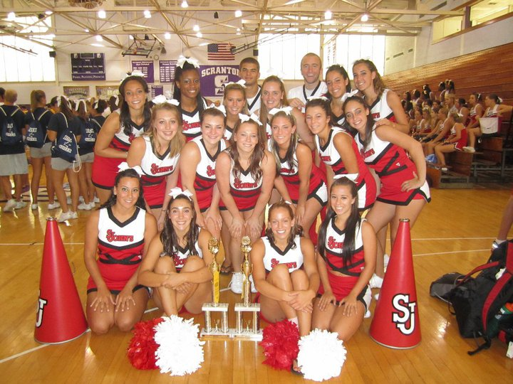 cheerleading as a sport essays 23, 2012 the sport of cheerleading there has been an ongoing controversy for years on end about cheerleading being a sport due to title ix laws and.