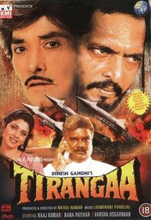 Tirangaa 1992 Hindi Movie Watch Online