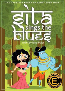 Sita Sings the Blues (2008 - movie_langauge) - Annette Hanshaw, Aseem Chhabra, Bhavana Nagulapally, Manish Acharya, Reena Shah, Sanjiv Jhaveri, Pooja Kumar, Debargo Sanyal, Aladdin Ullah, Nitya Vidyasagar