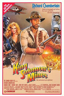 King Solomon's Mines 1985 Hindi Dubbed Movie Watch Online