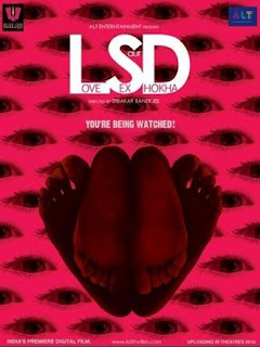 LSD: Love, Sex Aur Dhokha 2010 Hindi Movie Download