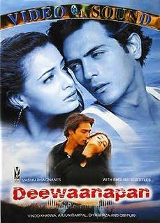 Deewaanapan 2001 Hindi Movie Watch Online