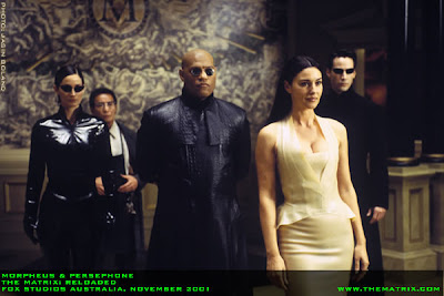 the matrix reloaded 2003 Watch Online