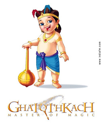 Ghatothkach (2008) - Hindi Movie