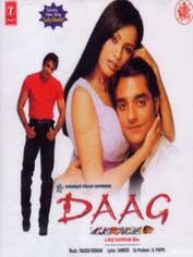 Daag: The Fire (1999) - Hindi Movie