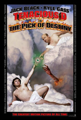 Tenacious D in The Pick of Destiny 2006 Hollywood Movie Watch Online