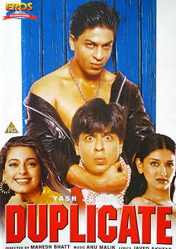Duplicate 1998 Hindi Movie Watch Online