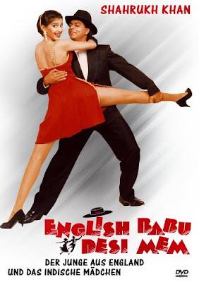 English Babu Desi Mem (1996) - Hindi Movie