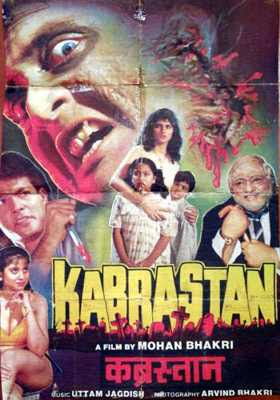 Kabrastan (1988) hindi horror movie watch online