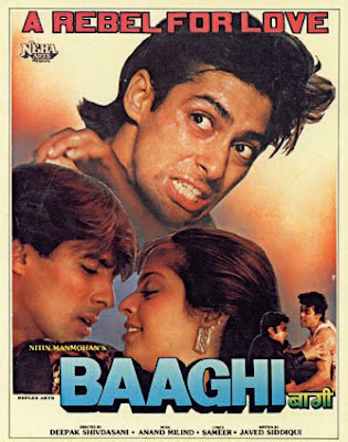 Baaghi: A Rebel for Love 1990 Hindi Movie Watch Online