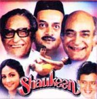 Shaukeen 1982 Hindi Movie Watch Online