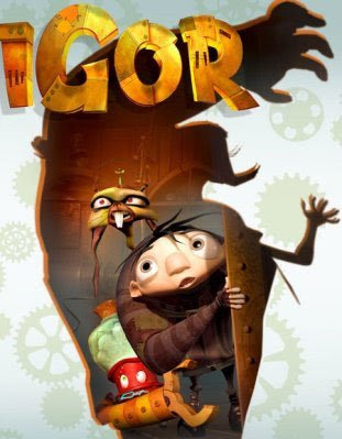 Igor 2008 Hollywood Movie Watch Online