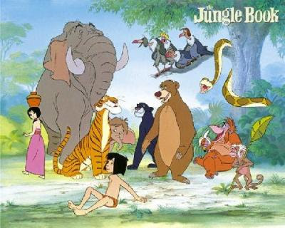 The Jungle Book 1967 Animation Movie Watch Online