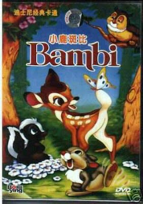 Bambi 1942 English Animation Movie Watch Online