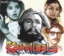 Kabuliwala 1961 Hindi Movie Watch Online