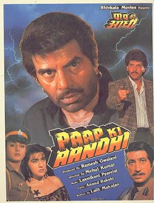 Paap Ki Aandhi 1991 Hindi Movie Watch Online
