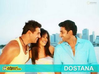 Dostana 2008 Hindi Movie Watch Online