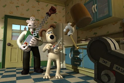 Wallace and Gromit in 'A Matter of Loaf and Death' 2008 Hollywood Movie Watch Online