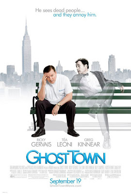Ghost Town 2008 Hollywood Movie Watch Online