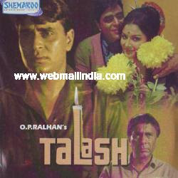Talash 1969 Hindi Movie Watch Online
