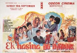 Ek Hasina Do Diwane 1972 Hindi Movie Watch Online
