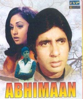 Abhimaan 1973 Hindi Movie Watch Online