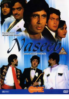 Naseeb 1981 Hindi Movie Watch Online