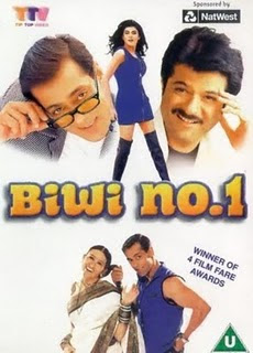 Biwi No. 1 1999 Hindi Movie Watch Online