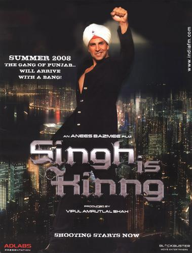 Singh Is Kinng (2008) | MEdiafire | Re-Encoded Size | 500MB | DVDRIP | MKV