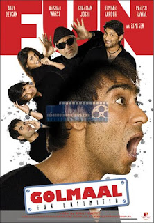 Golmaal: Fun Unlimited 2006 Hindi Movie Watch Online