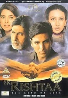 Ek Rishtaa: The Bond of Love 2001 Hindi Movie Watch Online