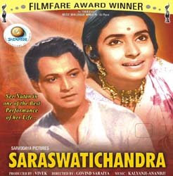 Saraswatichandra 1968 Hindi Movie Watch Online