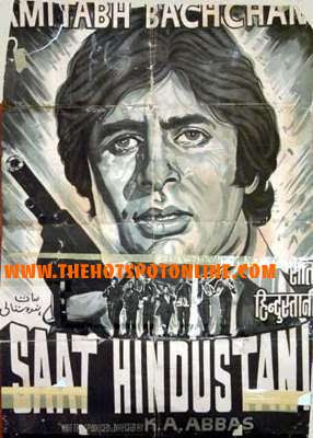 Saat Hindustani (1969) - Hindi Movie