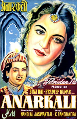Anarkali 1953 Hindi Movie Watch Online