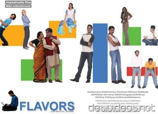 Flavors movie