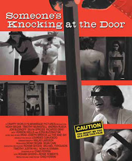 Someone's Knocking At The Door affiche