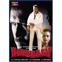 Badmaash 1998 Hindi Movie Watch Online