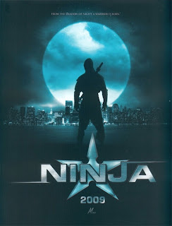 Ninja 2009 Hollywood Movie Watch Online