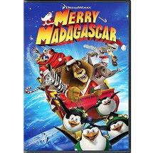 Merry Madagascar 2009 Hollywood Movie Watch Online